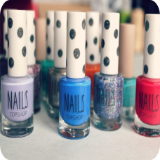 Nails polish - M004